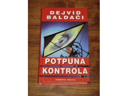 POTPUNA KONTROLA - Dejvid Baldači (NOVA)