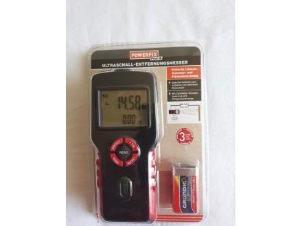 Powerfix profi ultrazvucni daljinomer novo! kupindo.com 47250273