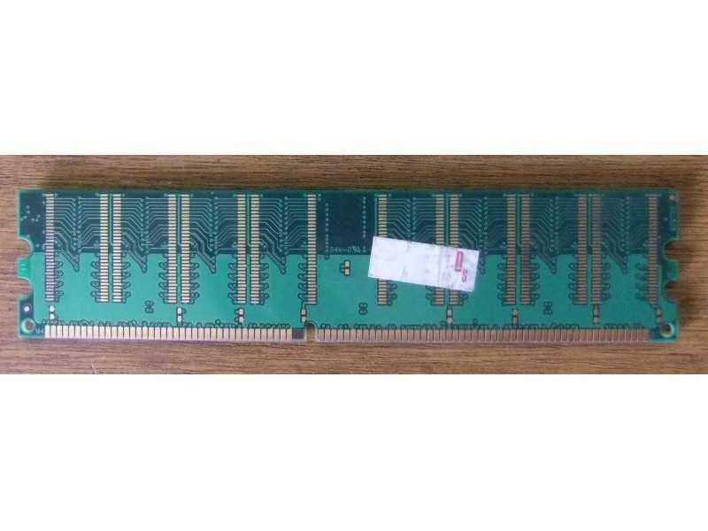 PQI DDR1 400 Mhz 256 mb + GARANCIJA!
