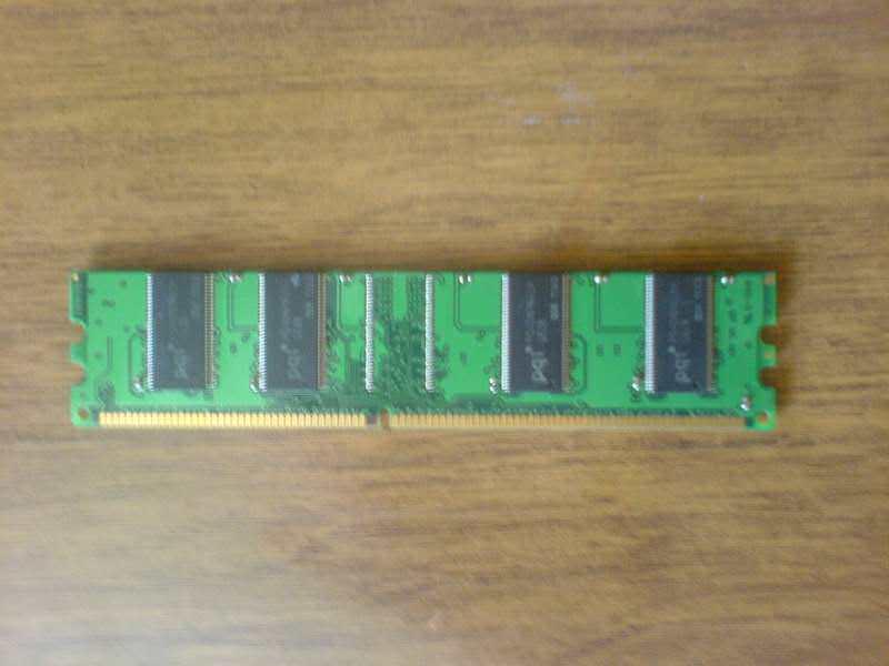 PQI DDR1 400 Mhz 256MB + GARANCIJA!