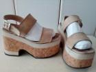 PRAVA KOZA br36 sandale