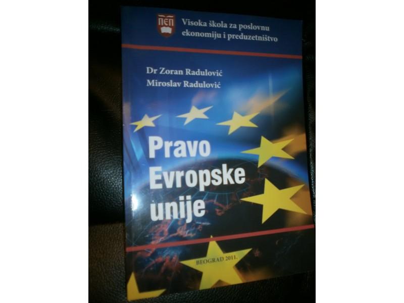 PRAVO EVROPSKE UNIJE - NOVA!!!!