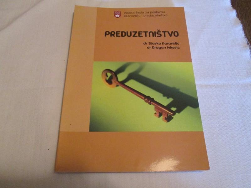 PREDUZETNIŠTVO  Slavko Karavidić