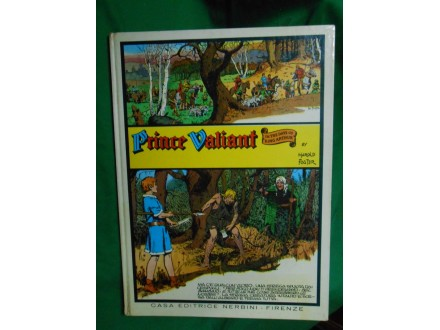 PRINCE VALIANT  H. Foster  Tom 14 - t.d. 1534-1645. PRI