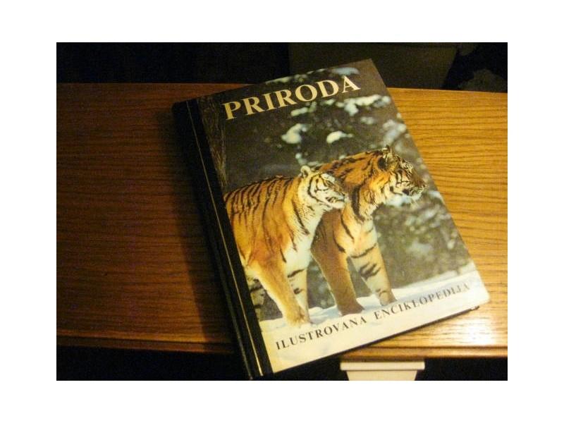 PRIRODA ( ilustrovana enciklopedija )