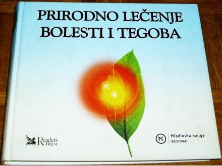 PRIRODNO LEČENJE BOLESTI I TEGOBA - Branka Maričić