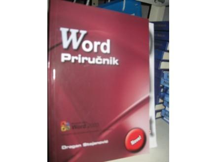 PRIRUCNIK WORD - STOJANOVIC