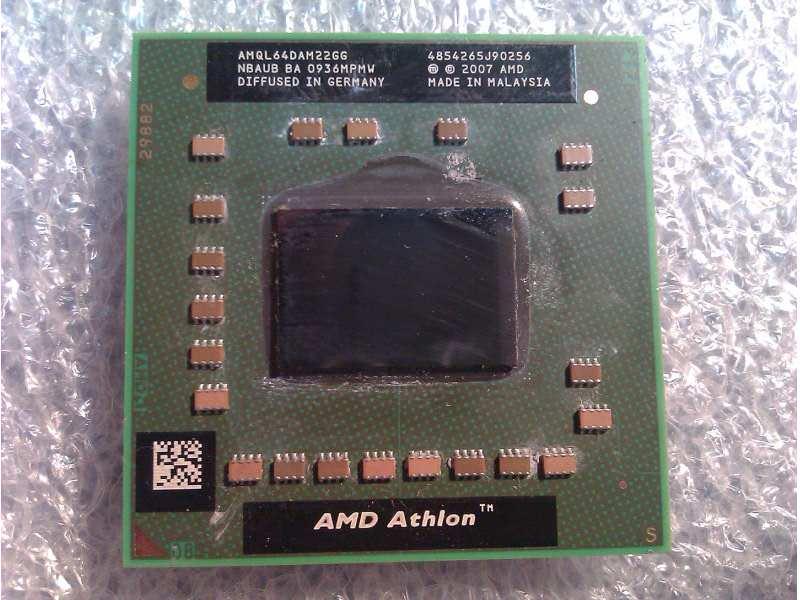 PROCESOR ZA LAPTOPOVE AMD Athlon 64 X2 QL-64 2.1 GHz
