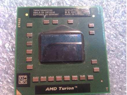 PROCESOR ZA LAPTOPOVE AMD TURION RM-70 ,2GHz