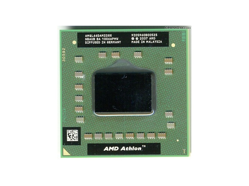 PROCESOR ZA LAPTOPOVE Athlon QL-66 2.2GHz
