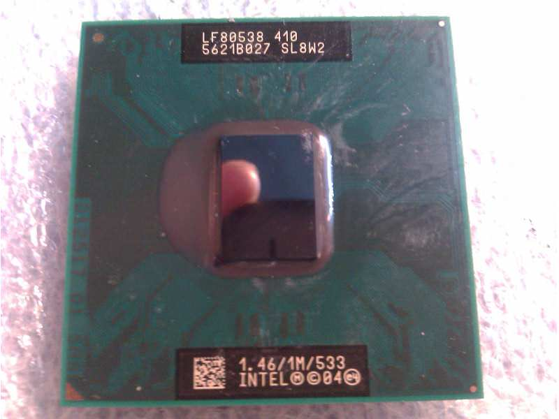 PROCESOR ZA LAPTOPOVE Intel® Celeron® M Processor 410