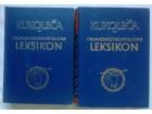 PROF. DR STEVAN KUKOLECA - LEKSIKON - 1-2