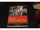 PROFFESIONAL iPHONE AND iPAD Database  App Programming