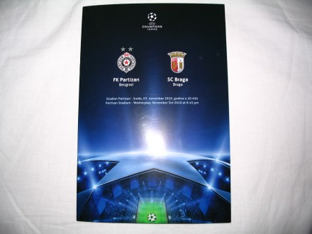PROGRAM PARTIZAN - BRAGA GLANCER !