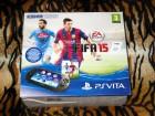 PS Vita Slim WiFi Fifa15 Pack