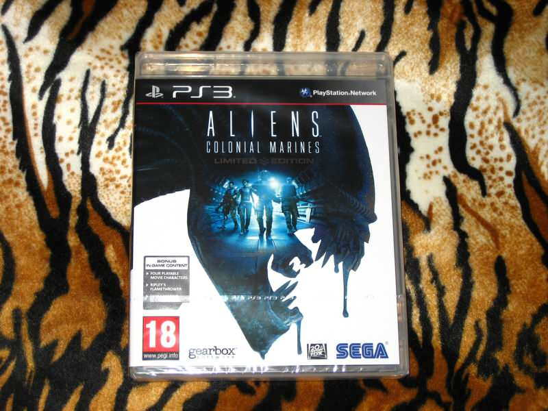PS3 Igra Aliens Colonial Marines