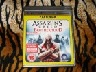 PS3 Igra Assassins Creed Brotherhood (bez diska)