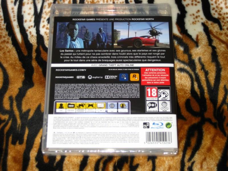 PS3 Igra GTA 5 Grand Theft Auto V