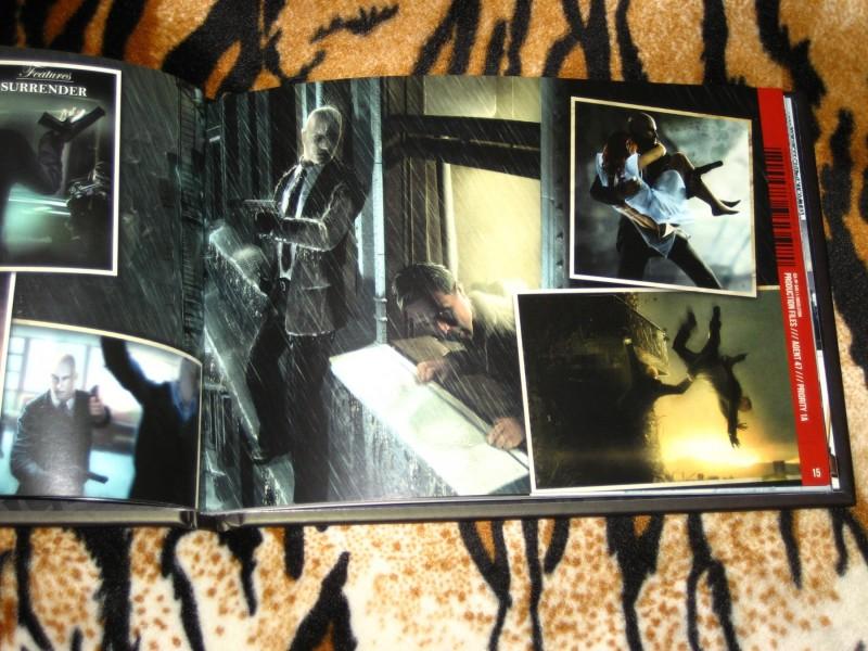 PS3 Igra Hitman Absolution + Artbook