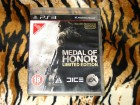 PS3 Igra Medal of Honor Limited Edition with Frontline