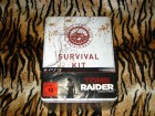 PS3 Igra Tomb Raider Survival Kit Collectors Edition