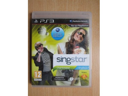 PS3 - SING STAR