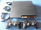 PS3 SLIM Cipovan / 74 Igre / 1000 GB / 2504A / FULL