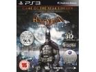 PS3 igra - Batman Arkham Asylum GOTY