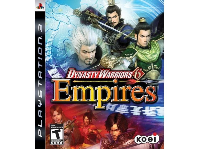 PS3 igra - Dynasty Warriors 6 Empires