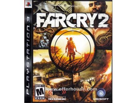 PS3 igra - Far Cry 2