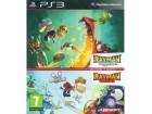 PS3 igra - Rayman Legends & Rayman Origins NOVO