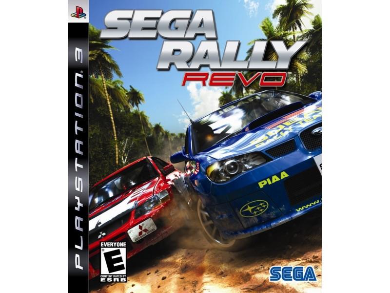 PS3 igra: Sega Rally