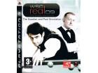 PS3 igra: WSC Real 09 - World Snooker Championship