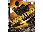 PS3 igra - Wanted - Weapons Of Fate