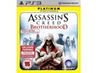 PS3 igrica - Assassins Creed Brotherhood NOVO