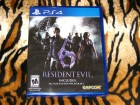 PS4 Igra Resident Evil 6 Remastered Complete