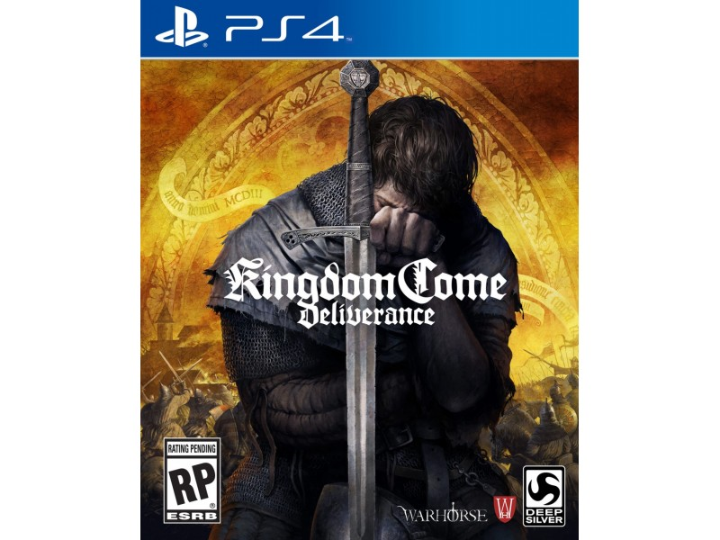 PS4 igra - Kingdom Come Deliverance NOVO