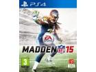 PS4 igra: Madden NFL 15