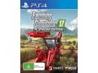PS4 igrica: Farming Simulator 17 Platinum Edition NOVO