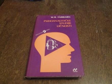 PSIHOANALITIČKE STUDIJE LIČNOSTI - Roland Fairbairn