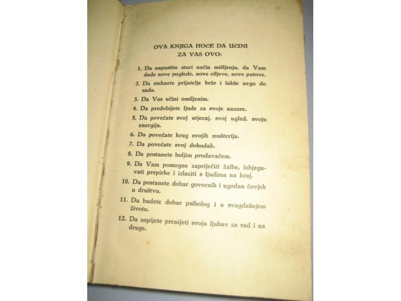 PSIHOLOGIJA USPJEHA Dale Carnegie