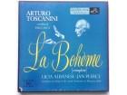 PUCCINI  -  2LP  LA  BOHEME ( Arturo Toscanini )