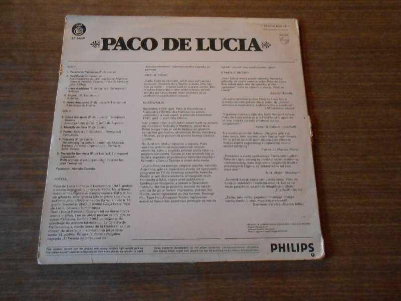 Paco De Lucía - Paco De Lucía