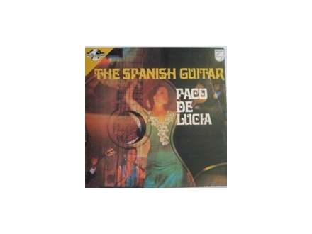 Paco De Lucía - The Spanish Guitar