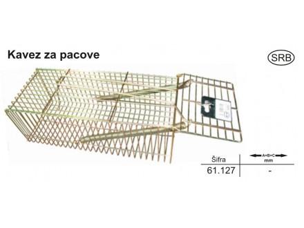 Pacolovka - kavez za pacove i glodare