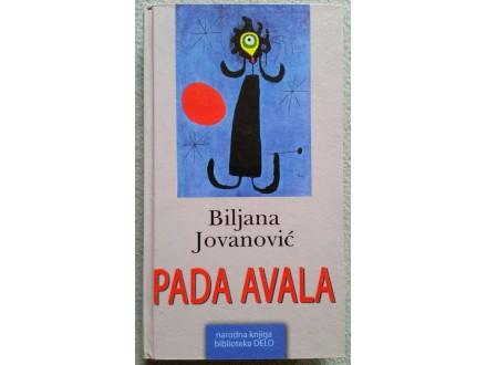 Pada Avala  Biljana Jovanović