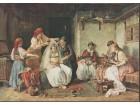 Paja Jovanović / `KIĆENJE NEVESTE`