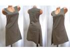 Pamučna asimetrična haljina vel.36 / S - ITALY
