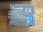 Panasonic baterija CGA-DU12