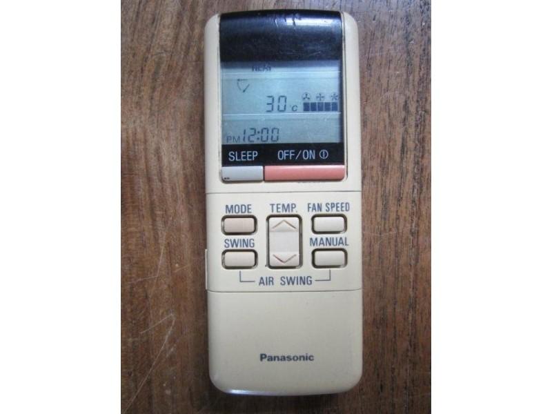 Panasonic daljinski upravljač za klima uređaj